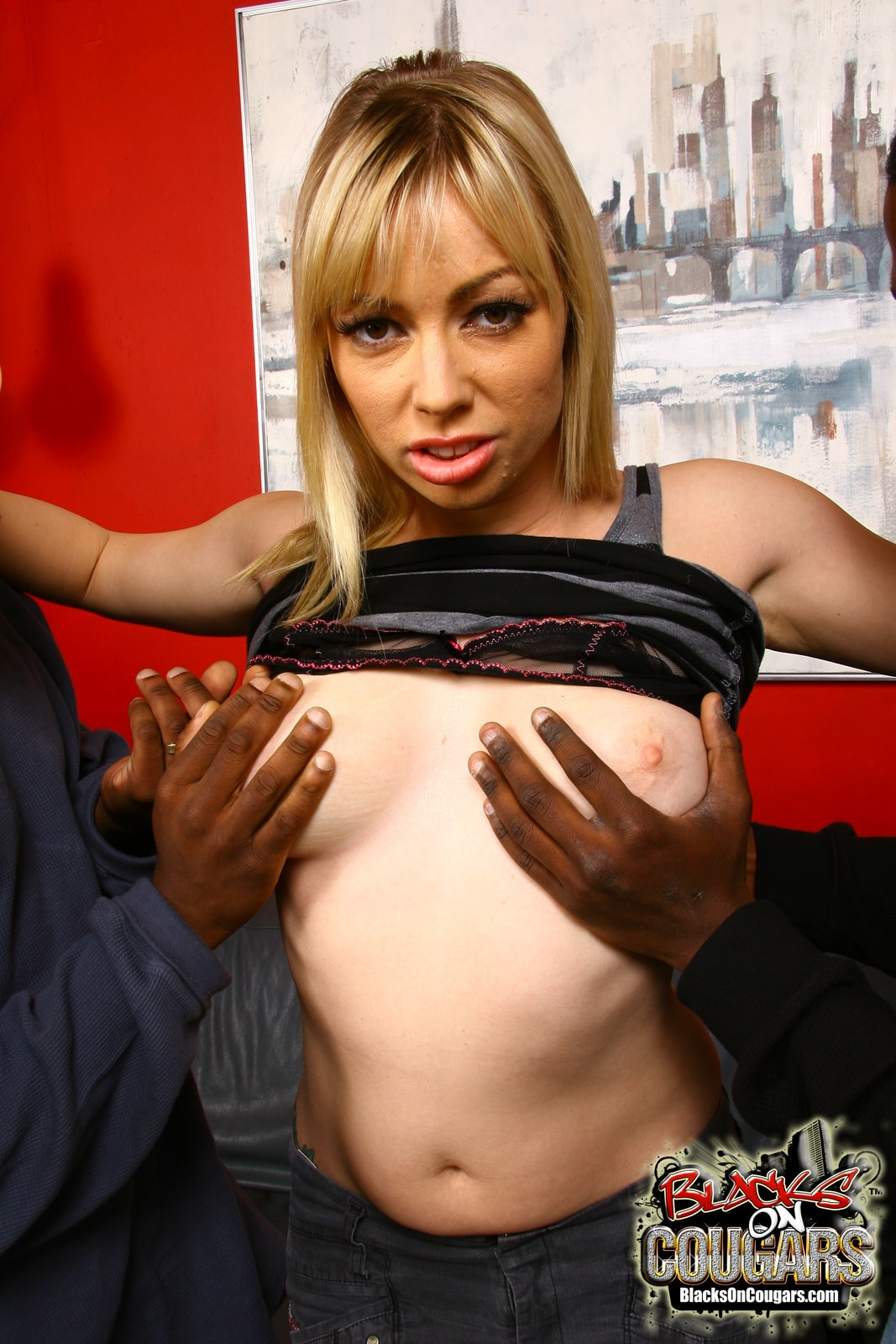 Dogfart '- Blacks On Cougars' starring Adrianna Nicole (Photo 18)