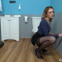 Charlotte Sins in 'Dogfart' - Glory Hole (Thumbnail 11)