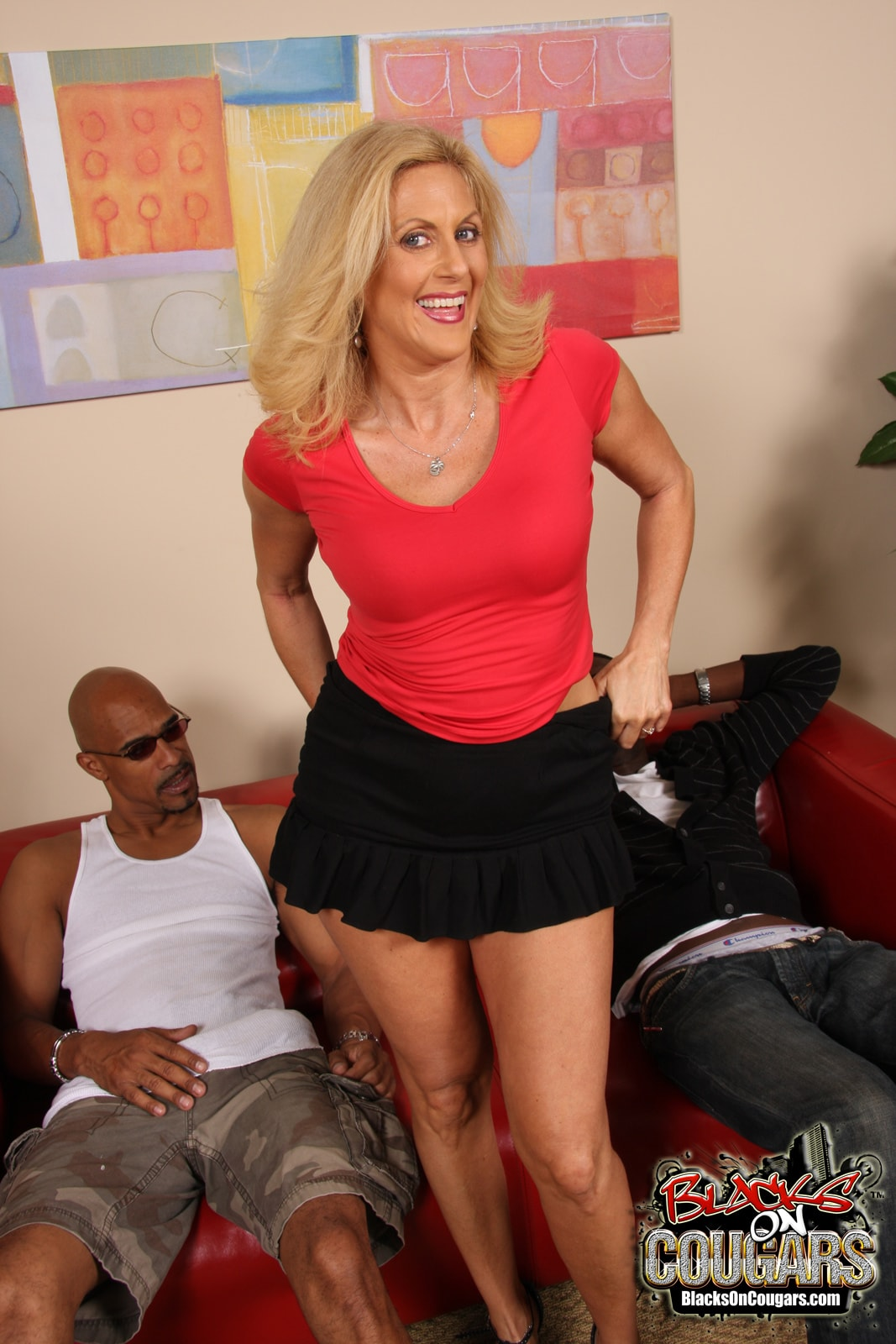 Dogfart '- Blacks On Cougars' starring Dana Devine (Photo 7)