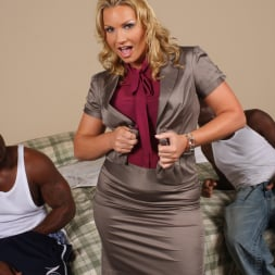 Flower Tucci in 'Dogfart' - Blacks On Cougars (Thumbnail 7)