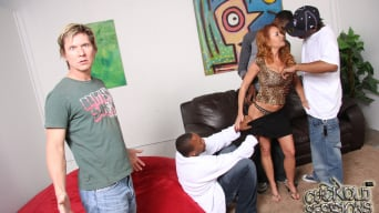 Janet Mason in '- Cuckold Sessions'