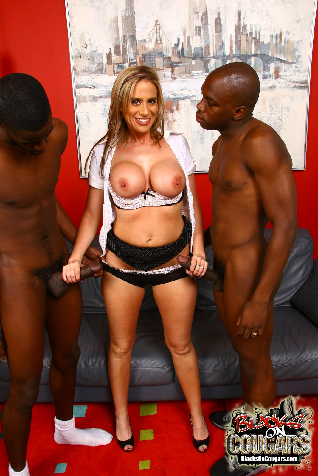 Dogfart '- Blacks On Cougars' starring Kylie Worthy (Photo 14)
