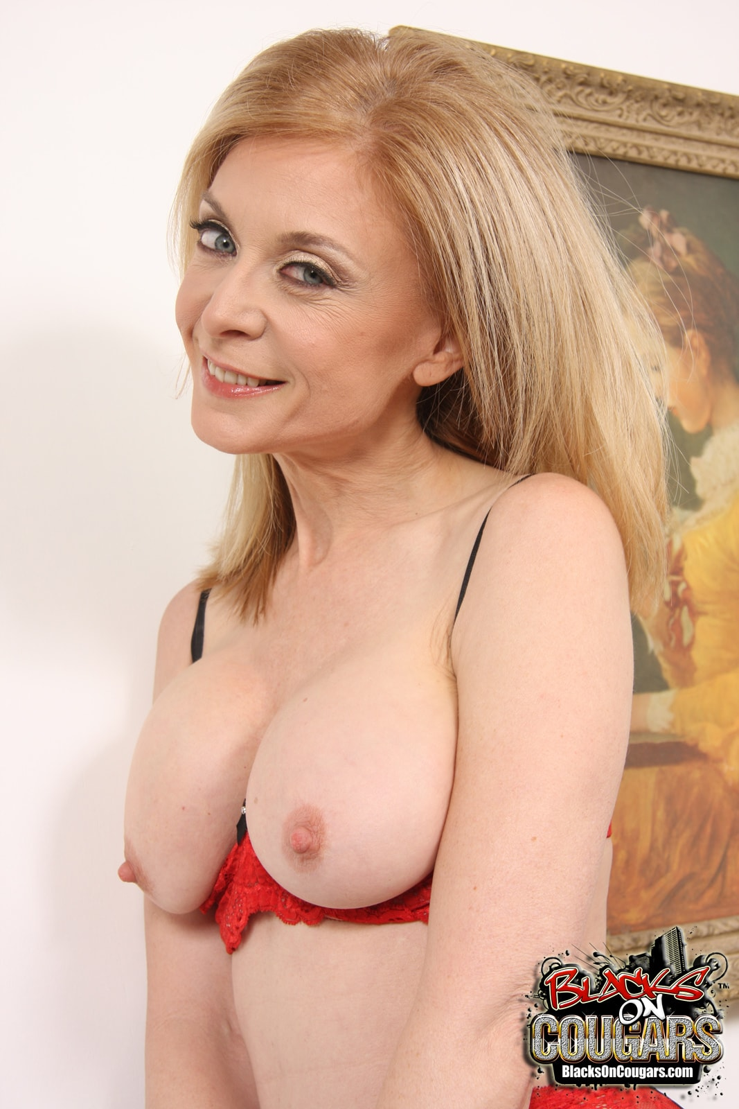 Dogfart '- Blacks On Cougars' starring Nina Hartley (Photo 8)