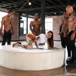 Vanessa Vega in 'Dogfart' - Blacks On Blondes - Scene 3 (Thumbnail 4)