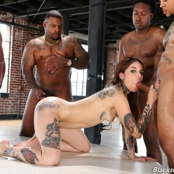 Vanessa Vega in 'Dogfart' - Blacks On Blondes - Scene 3 (Thumbnail 8)