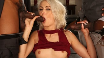 Zoe Sparx in '- Blacks On Blondes'